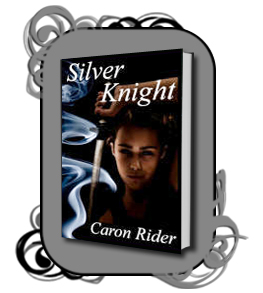 Silver Knight by Caron Rider